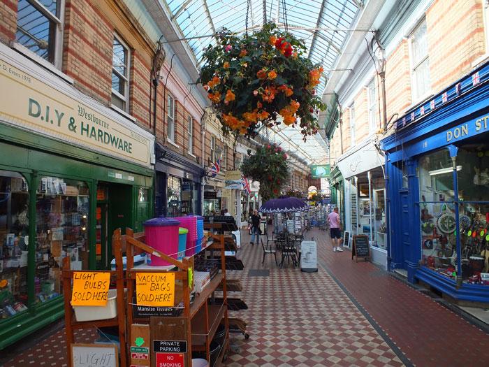 Westbourne-Arcade