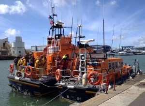 RNLI-at-Poole-Quay