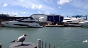 Sunseeker-boatyard