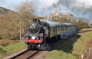 Swanage-Railway-&-Corfe-Cas