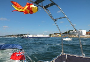 Sandbanks-Ferry